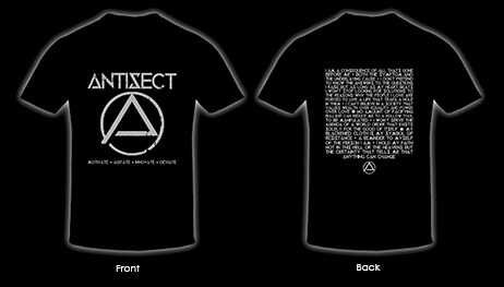 "Antisect ""A"" Shirt"