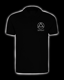 "Antisect ""Deviant"" Polo Shirt"