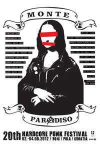 Monte Paradiso 2012 Poster